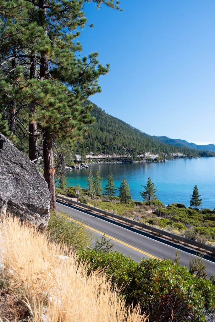 Lake Tahoe Itinerary East Shore Trail