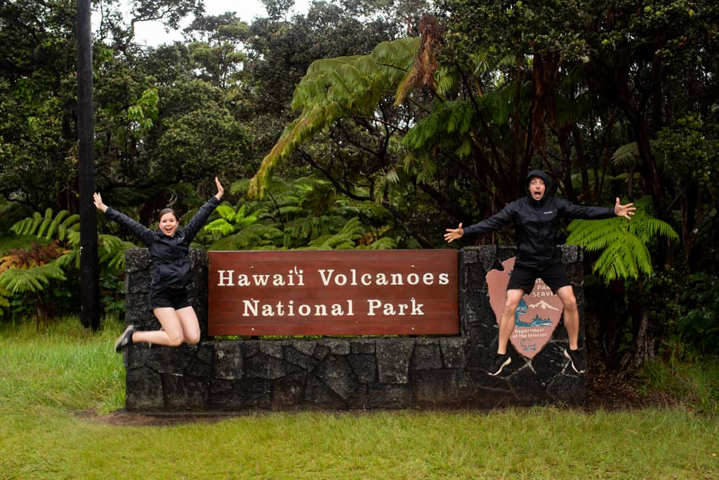 Things to do on the Big Island | Hawaii Volcanoes National Park | 7 Days on the Big Island
