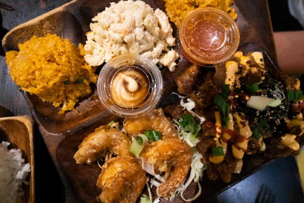 Furikake Chicken | Must eat on the Big Island