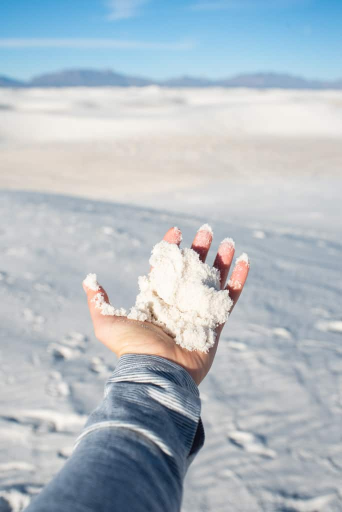 Things to do at White Sands National Park