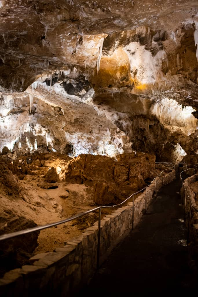 Big Room Carlsbad Caverns