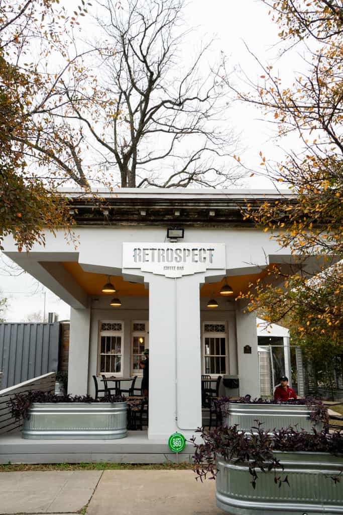 Retrospect Coffee Houston
