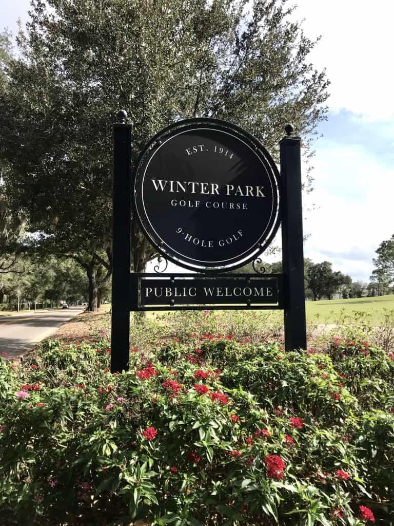 Winter Park Golf Course