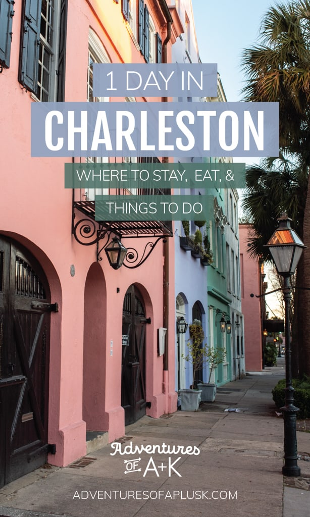 One Day in Charleston: Where to stay in Charleston, Things to do in Charleston, Charleston Things to do, Charleston South Carolina, Where to eat in Charleston, Charleston Food, Best Food in Charleston, What to do in Charleston, When to visit Charleston, Best time to visit Charleston, Charleston Itinerary, Charleston One Day Itinerary