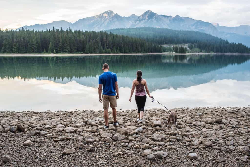 Campsite Banff