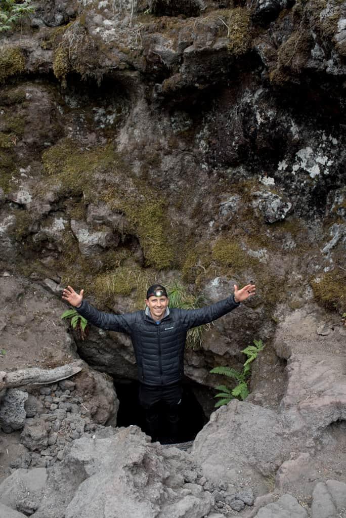 Ape Caves