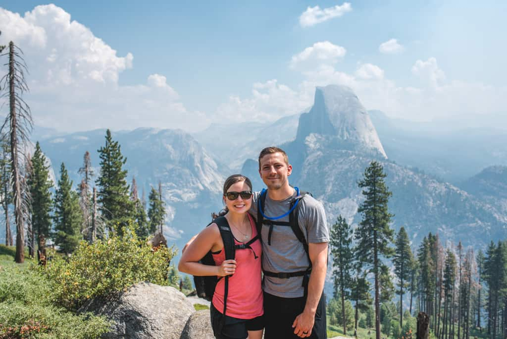 Panorama Trail, Four Mile Trail, Best day hike in Yosemite, Yosemite National Park, Things to do at Yosemite National Park, Yosemite hikes, Best hikes in Yosemite, Hikes at Yosemite, Yosemite trails, Glacier Point, Yosemite hiking trails, One day at Yosemite, Mist Trail, Vernal Falls, Nevada Falls