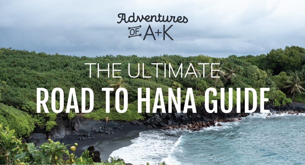 The Ultimate Road to Hana Guide: Helpful Tips + The Best Stops on the Road to Hana