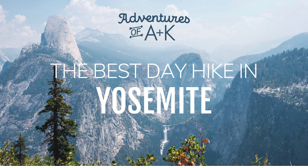 The Best Day Hike in Yosemite: The Four Mile Trail + Panorama Trail