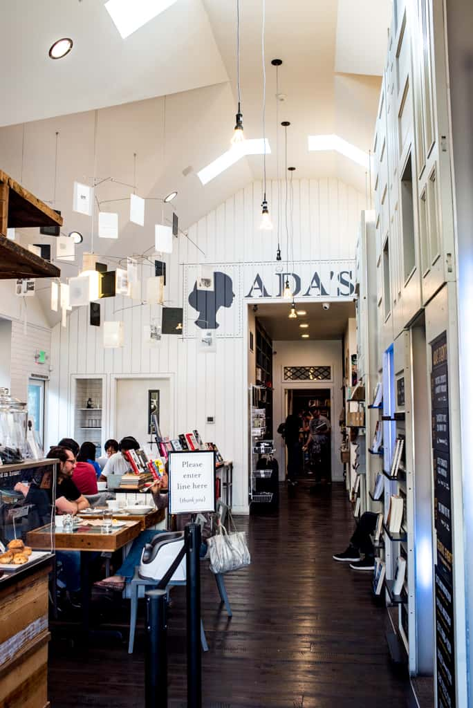 Ada's Coffee Seattle