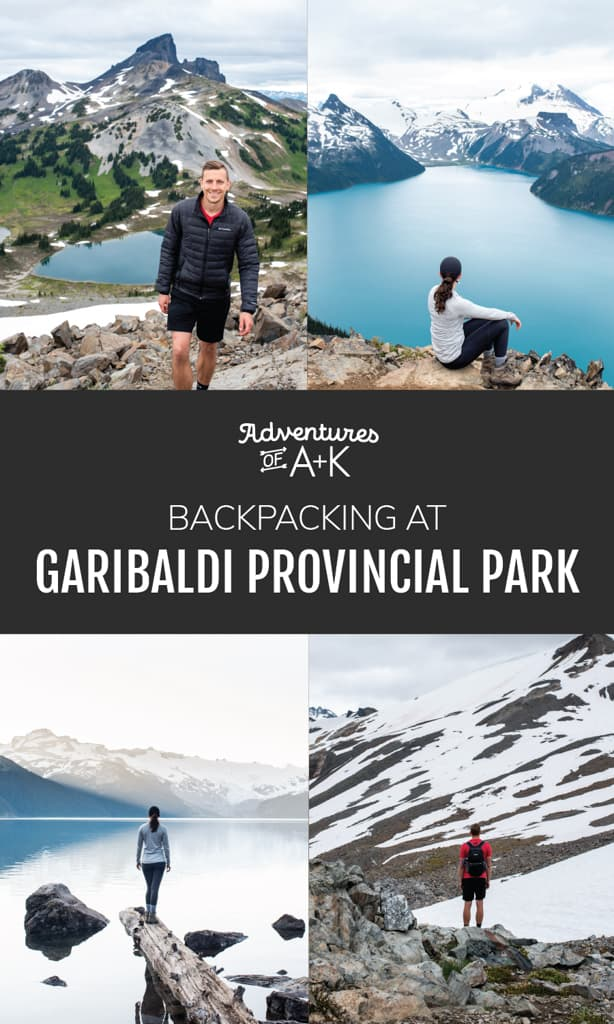 Backpacking at Garibaldi Provincial Park: Garibaldi Provincial Park, Garibaldi Provincial Park hikes, Garibaldi Provincial Park trails, Panorama Ridge, Camping at Garibaldi Provincial Park, Garibaldi lake camping, Garibaldi Lake campground, hiking to Panorama Ridge