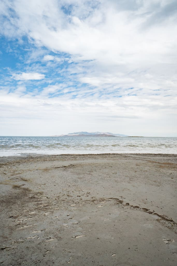 Float and Swim in the Great Salt Lake