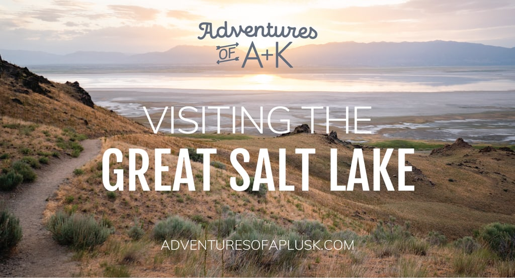 Visiting the Great Salt Lake: Things to do at Antelope Island State Park