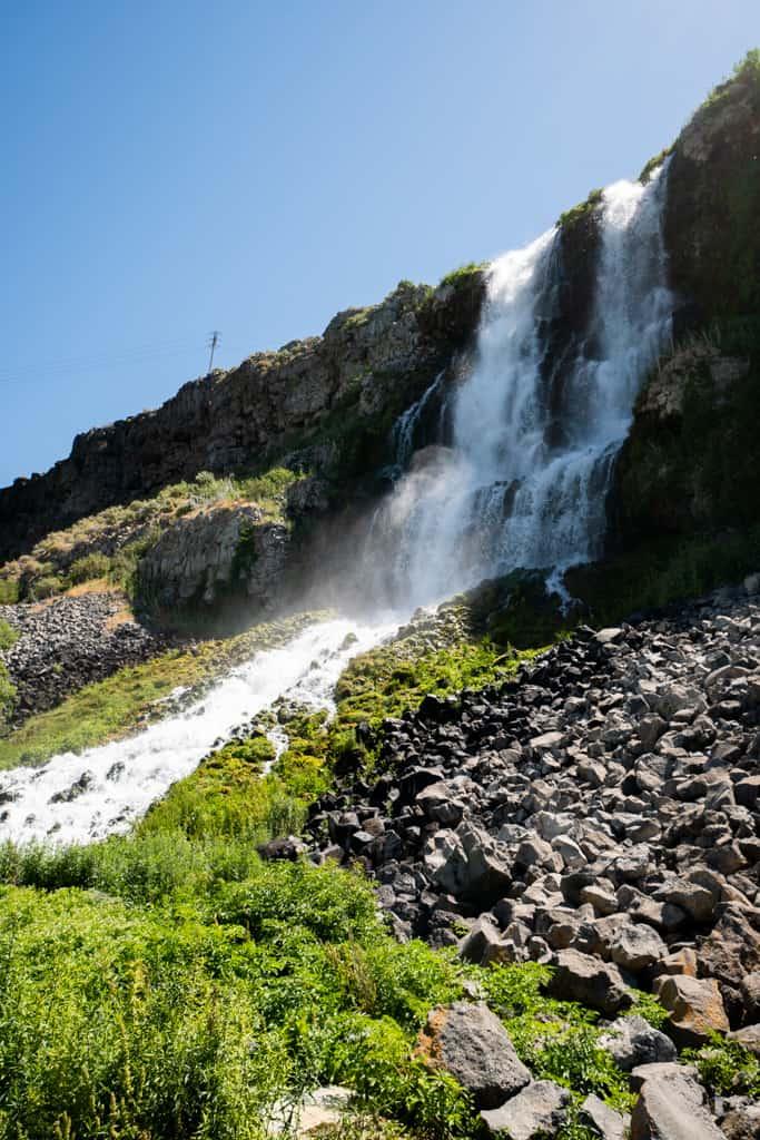 Lemon Falls Twin Falls