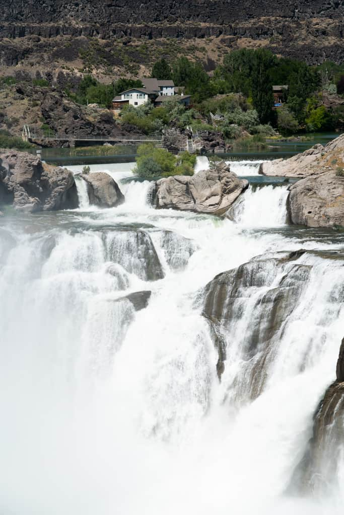 Shoshone Falls