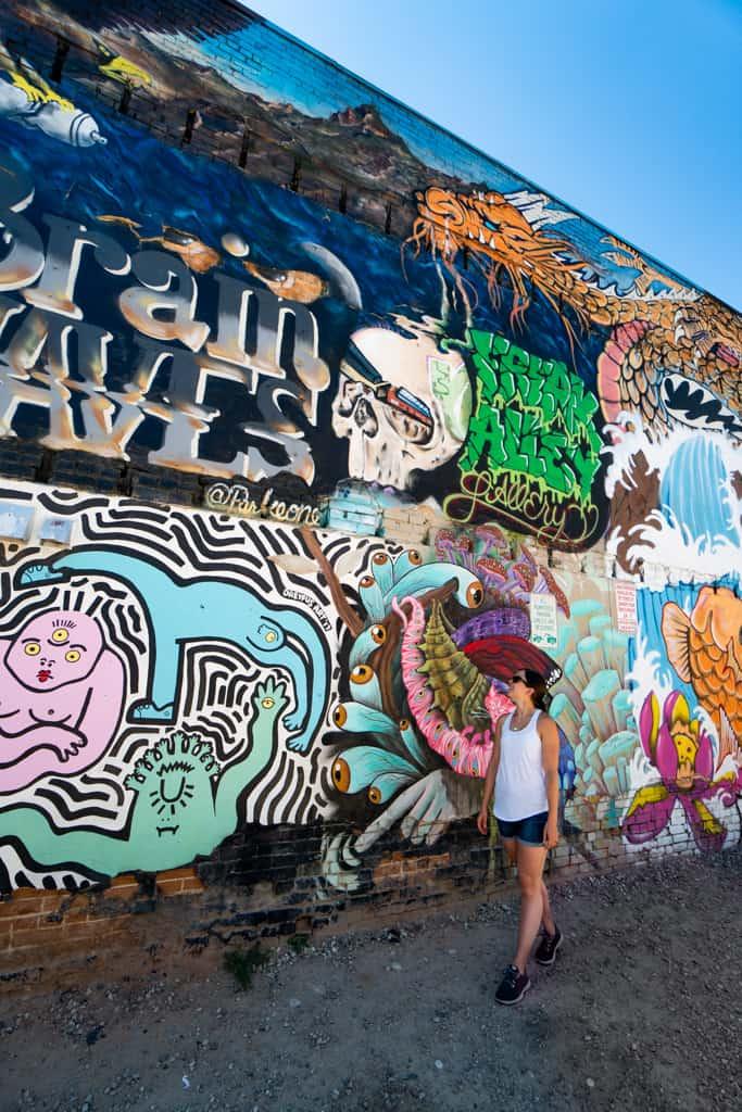 Freak Alley Boise