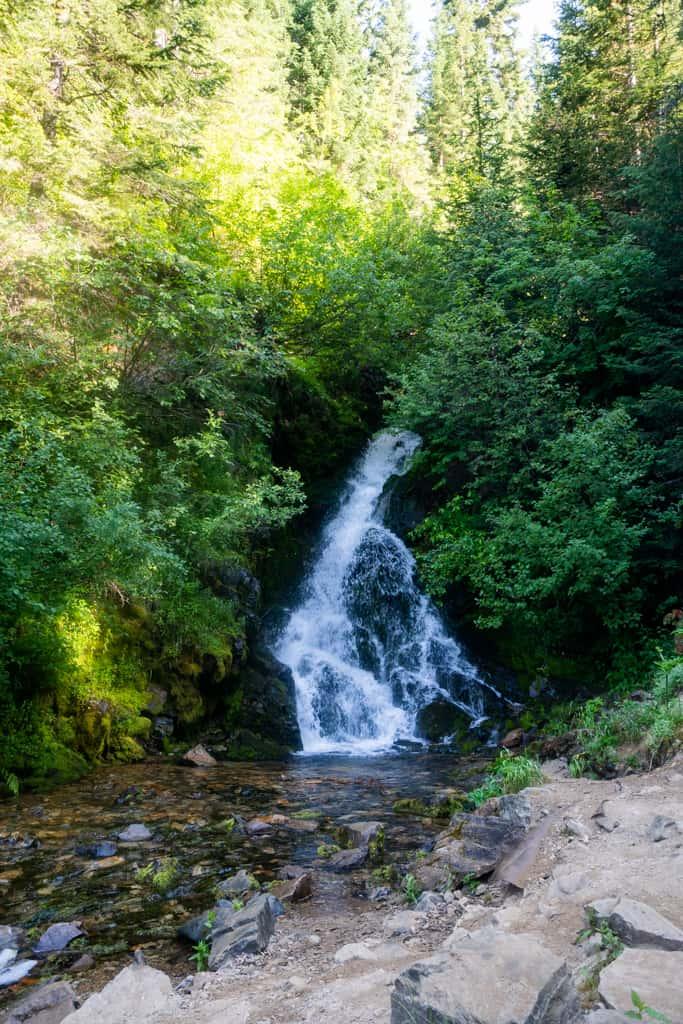 Waterfall Route of the Hiawatha