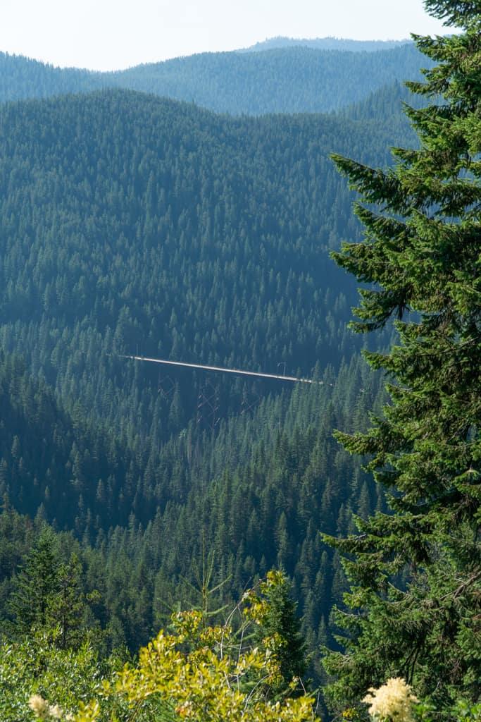 Trestle Route of the Hiawatha