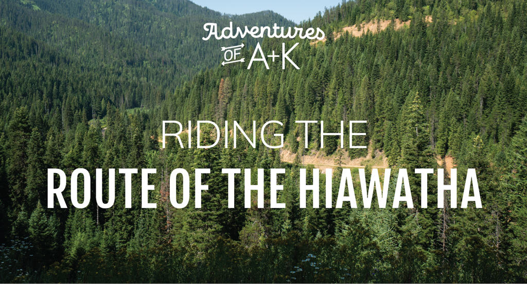 The Ultimate Guide to Riding the Route of the Hiawatha Trail in Idaho
