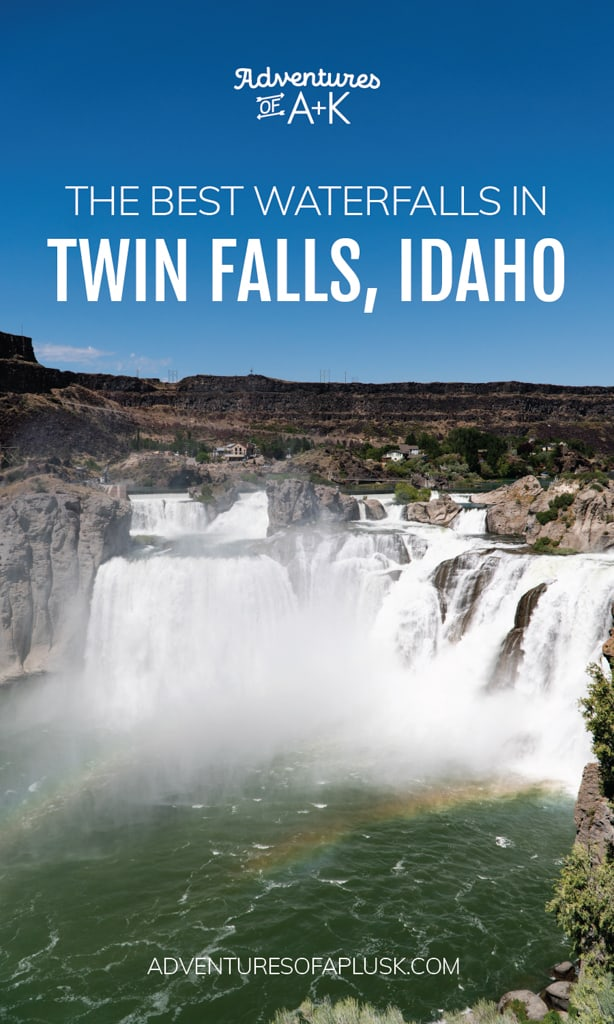 Best Waterfalls in Twin Falls, Best Waterfalls in Southern Idaho, Southern Idaho, Things to do in Twin Falls Idaho, Things to do in Twin Falls, What to do in Twin Falls, What to do in Twin Falls Idaho, Twin Falls Waterfalls, Visiting Southern Idaho