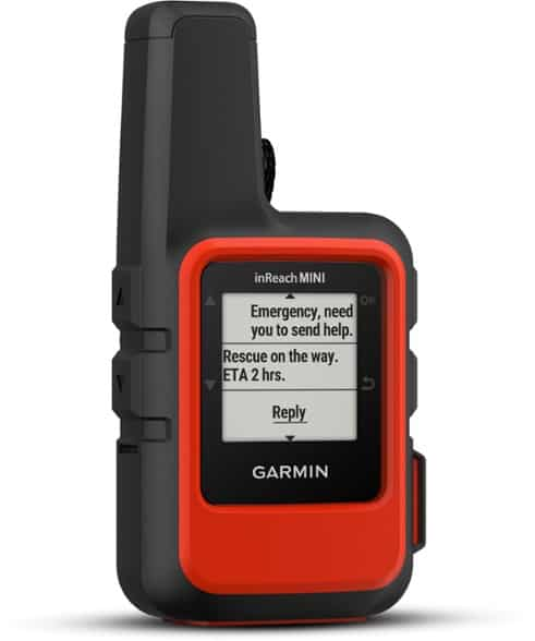 Garmin InReach Mini best gifts for travelers