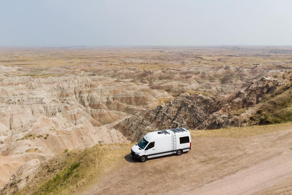Nomad View Badlands National Park