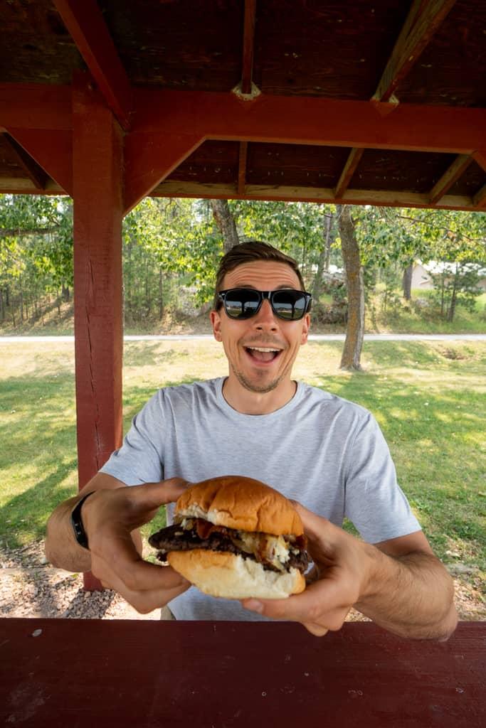 Black Hills Burger and Bun | South Dakota Road Trip