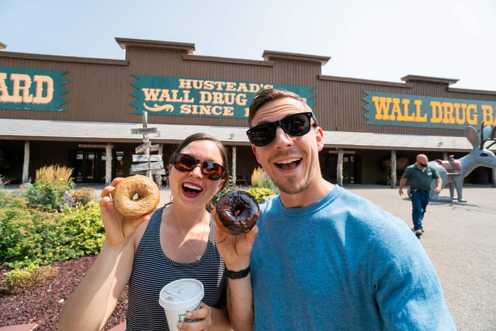 Wall Drug, Things to do in Badlands National Park