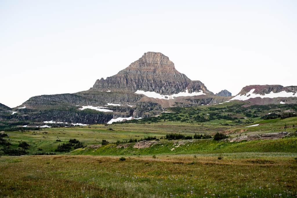 Logan Pass Glacier