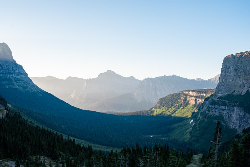 Driving the Going-to-the-Sun Road