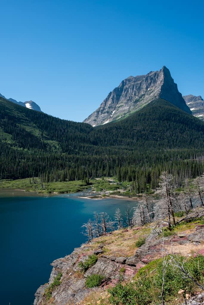 Glacier National Park itinerary