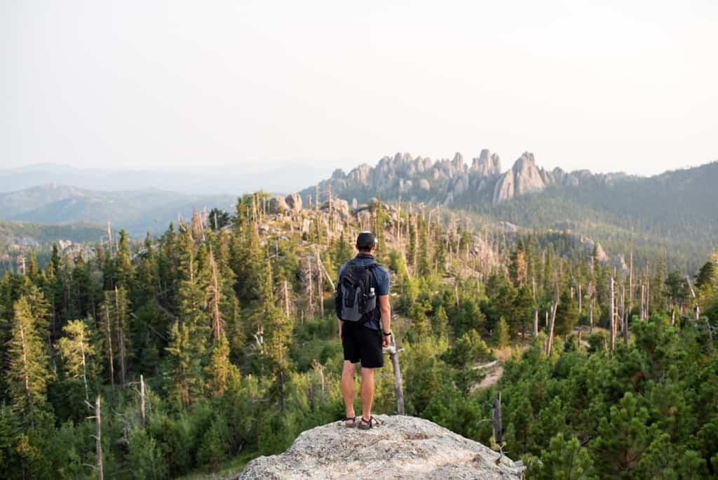 Hiking Black Elk Peak | Things to do at Custer State Park