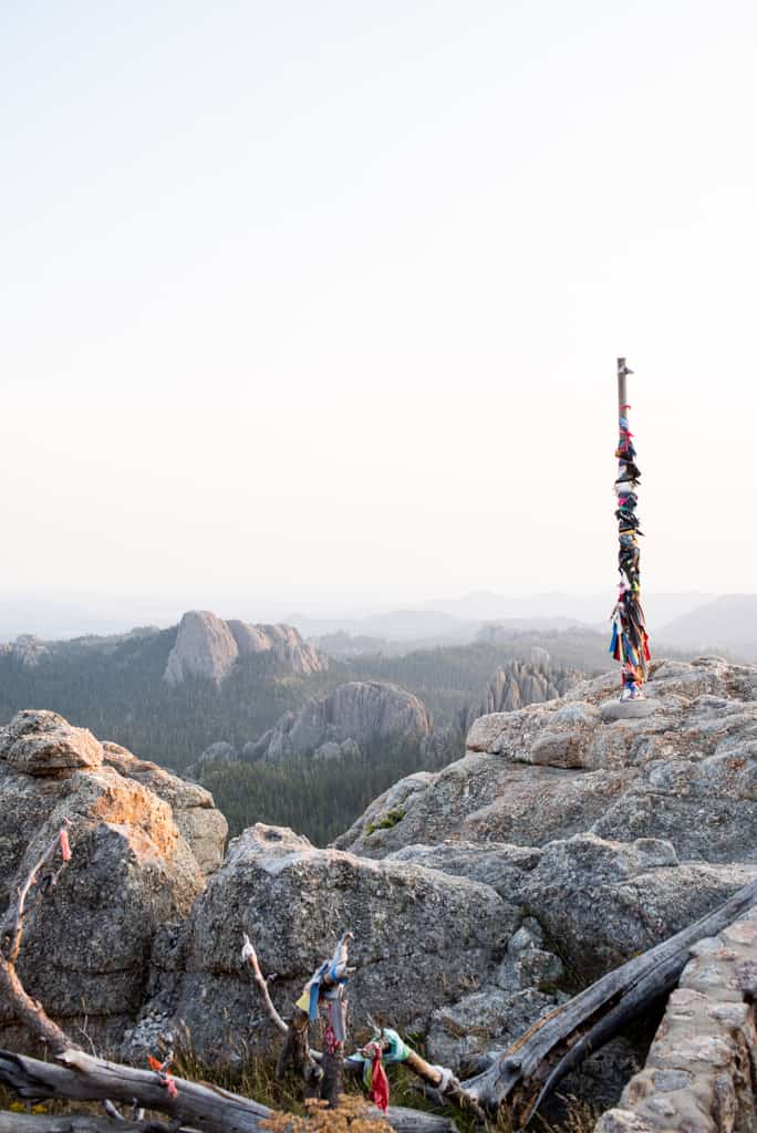 Hiking Black Elk Peak | Things to do at Custer State Park | South Dakota Road Trip