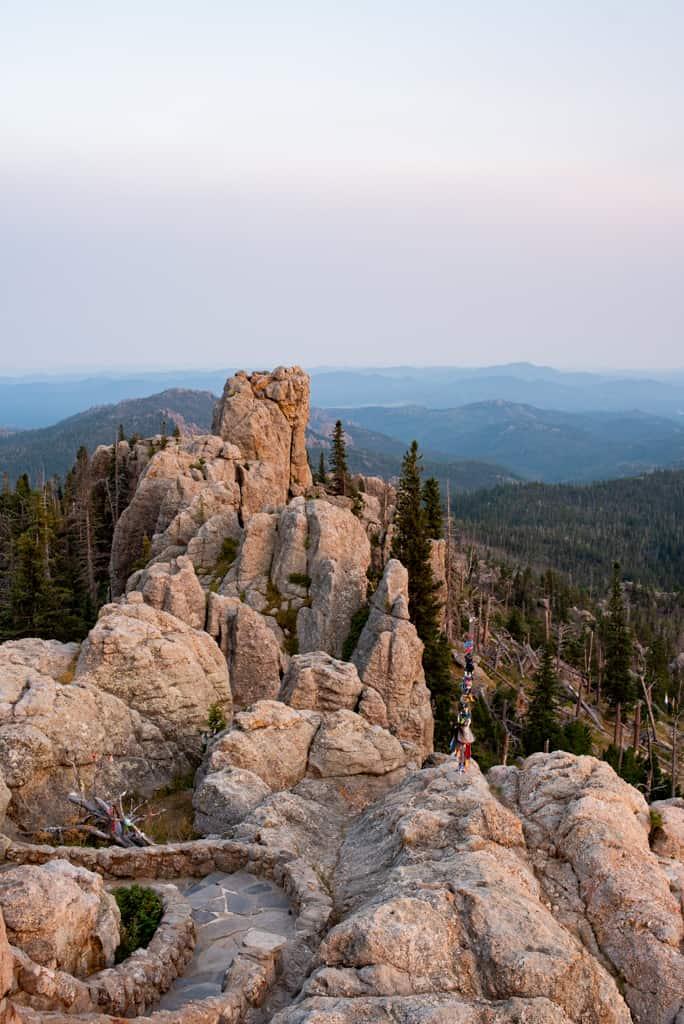 Hiking Black Elk Peak | Things to do in Custer State Park