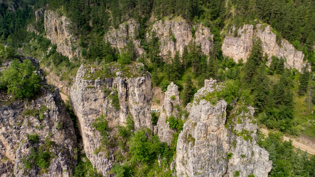 Spearfish Canyon, South Dakota | The Best Things to do in the Black Hills