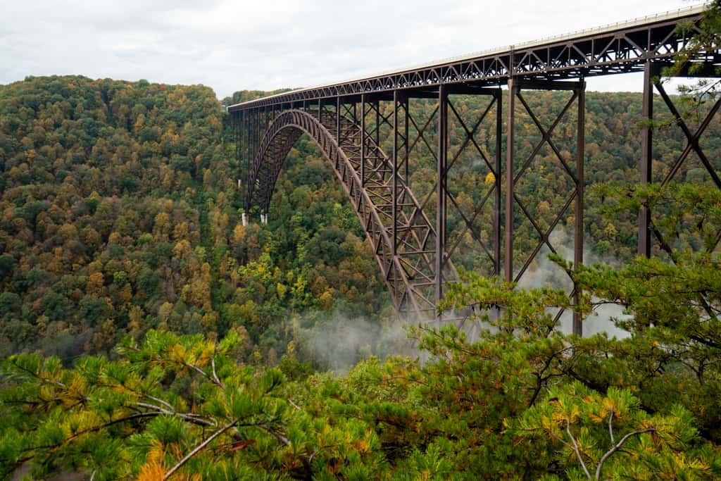 7 Day West Virginia Road Trip Itinerary: New River Gorge, Canaan Valley, Spruce Knob, & more!
