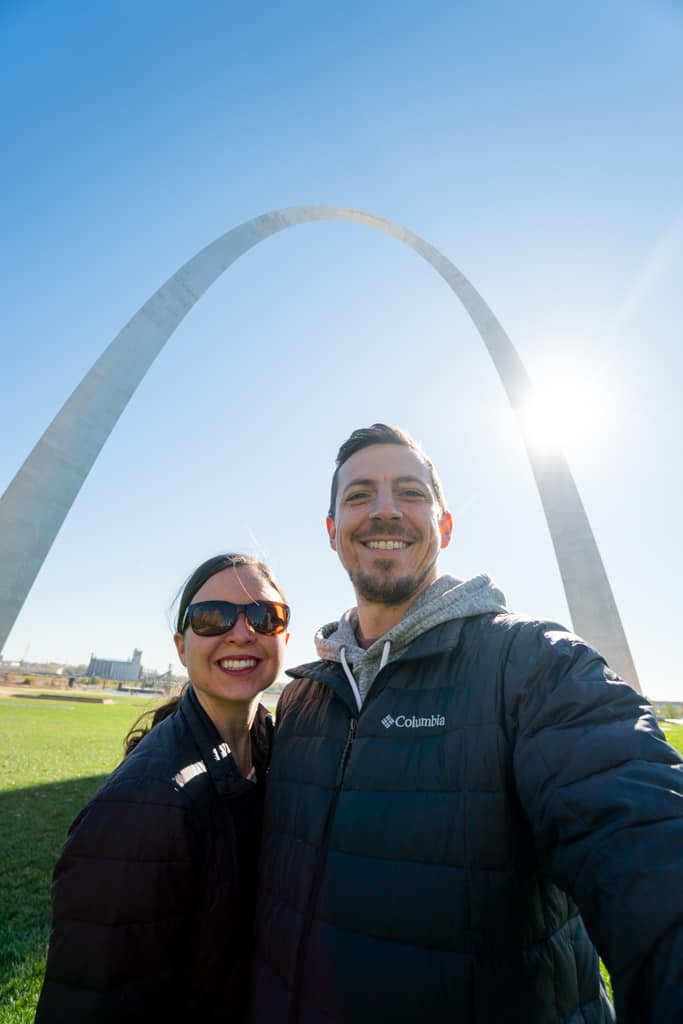 Visiting Gateway Arch National Park | Visiting the Gateway Arch, Visiting the St. Louis Arch, Things to do at the Gateway Arch, Things to do at Gateway Arch National Park, Things to do at the St. Louis Arch, Things to do in St. Louis, Things to do in Missouri, Gateway Arch museum, Gateway Arch history, Gateway Arch inside, riding the Gateway Arch tram, going to the top of the Gateway Arch