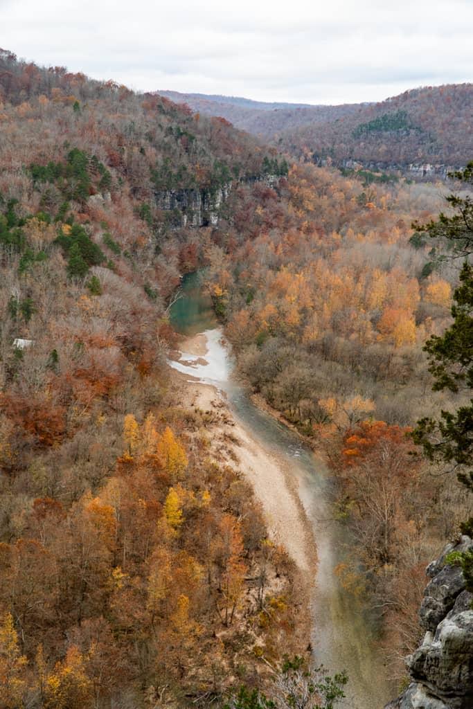 Goat Trail to Big Bluff | Big Bluff Goat Trail