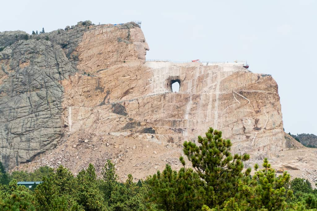 Crazy Horse South Dakota | The Best Things to do in the Black Hills | South Dakota Road Trip