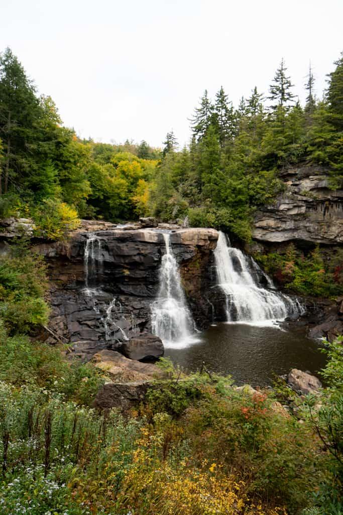 Blackwater Falls State Park | Canaan Valley in West Virginia