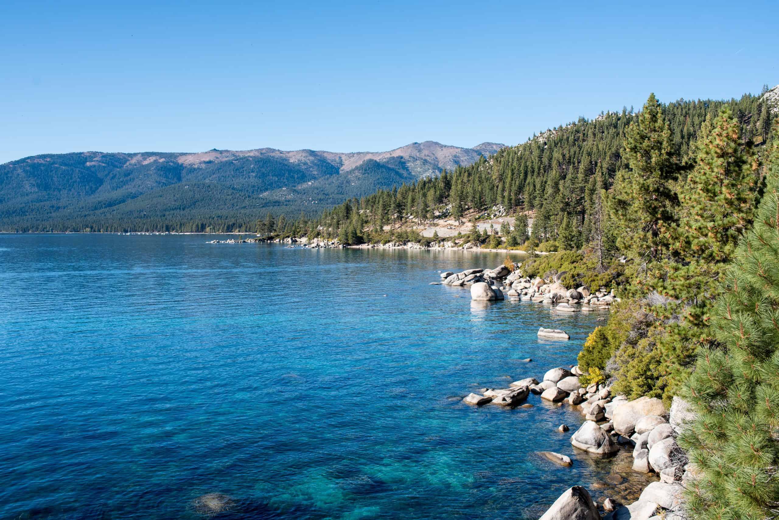 3 Days in Lake Tahoe