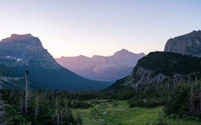4 Day Glacier National Park Itinerary (Logan Pass, Lake McDonald, St. Mary, & North Fork)