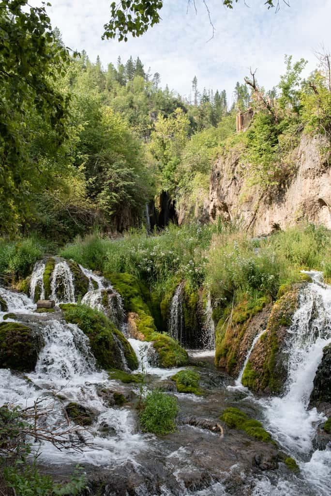 Roughlock Falls, Spearfish Canyon