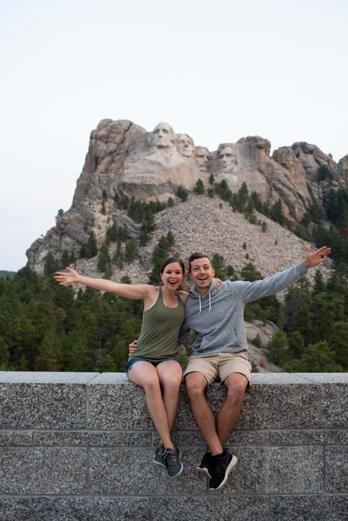 Visiting Mount Rushmore, The Best Things to do in the Black Hills | South Dakota Road Trip
