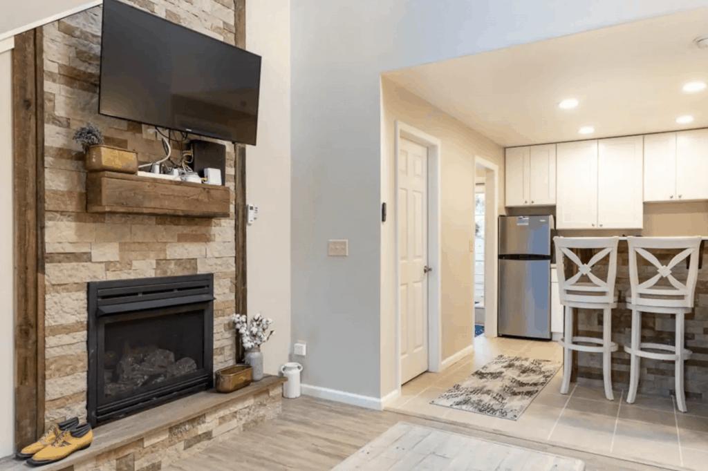 Airbnb in Canaan Valley in West Virginia