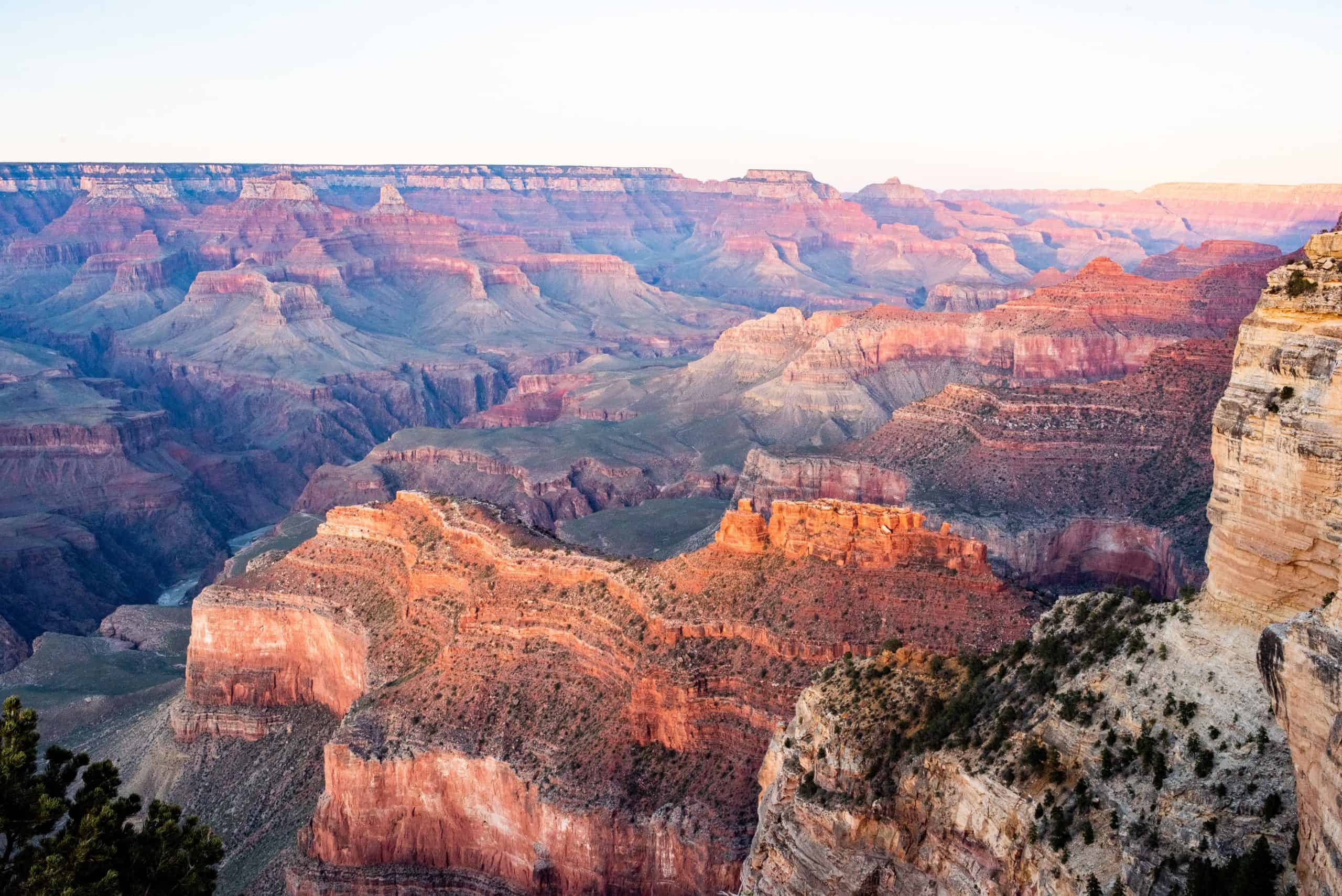 1 Day at the Grand Canyon South Rim