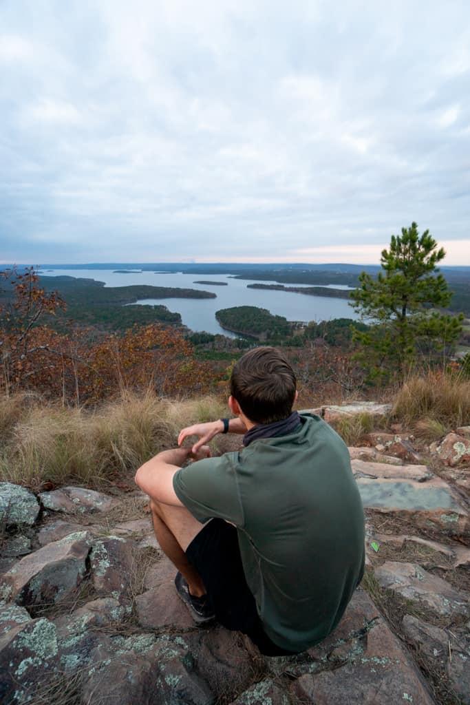 Pinnacle Mountain | Weekend in Little Rock, Arkansas Itinerary | Things to do in Little Rock, Arkansas