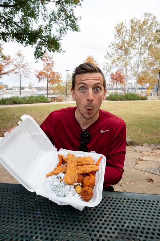 Where to eat in Little Rock | Best food in Little Rock