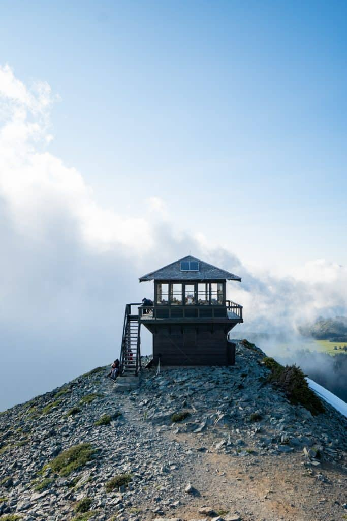 Mount Fremont Lookout Tower