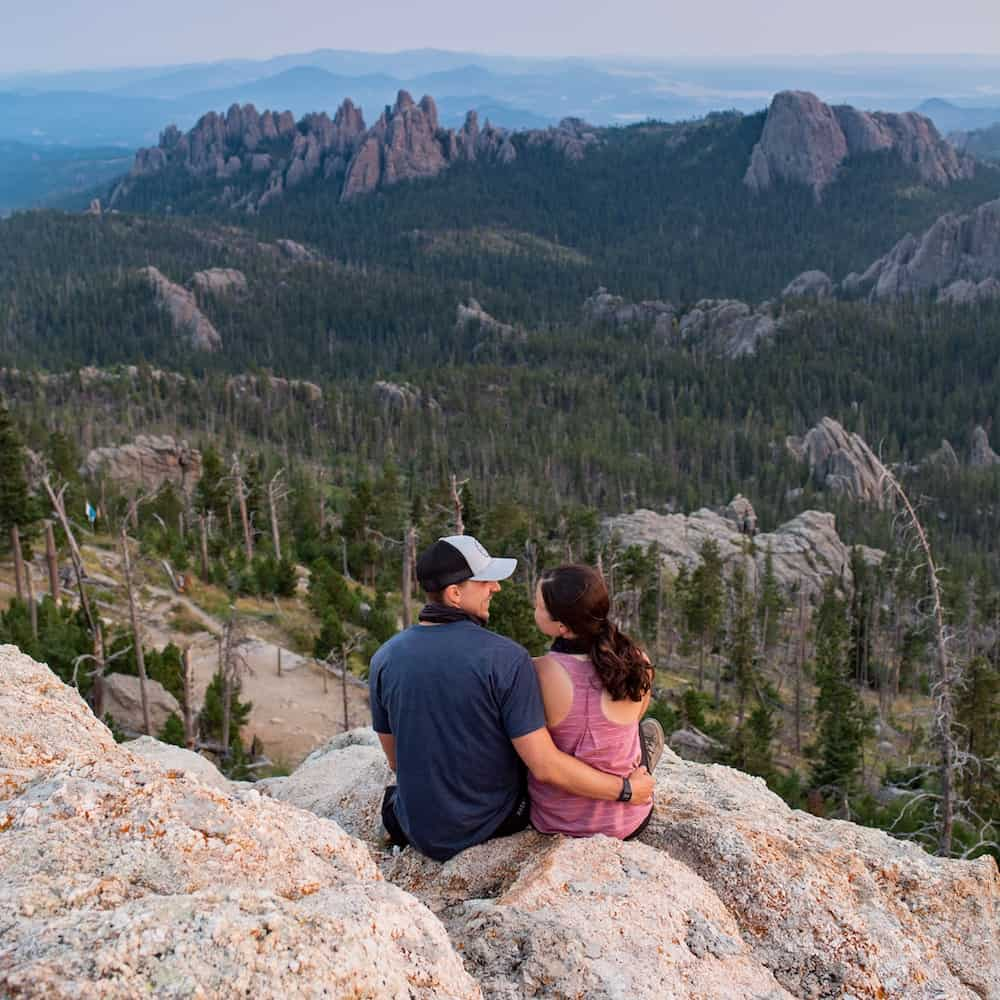 Hiking Black Elk Peak | Things to do at Custer State Park | South Dakota Road Trip